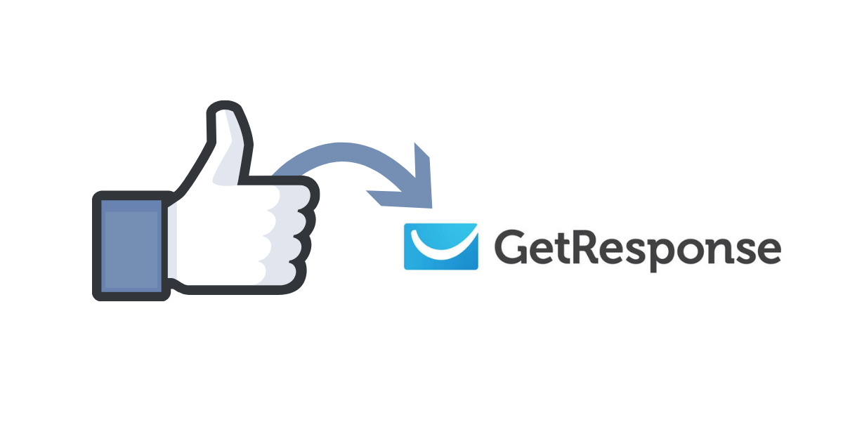 Facebook leads to GetResponse