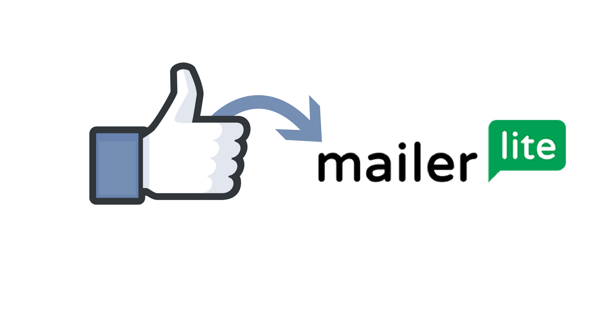 Facebook Lead Ads MailerLite