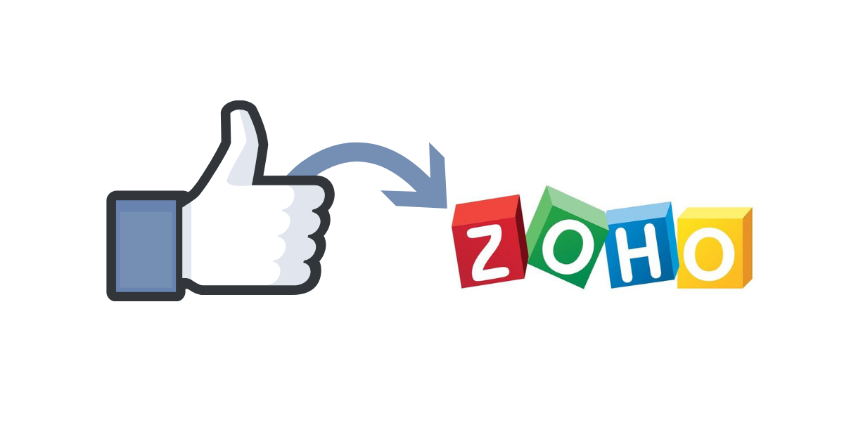 Facebook Leads into Zoho CRM