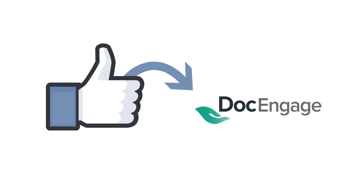 DocEngage Facebook Lead Ads Syncing