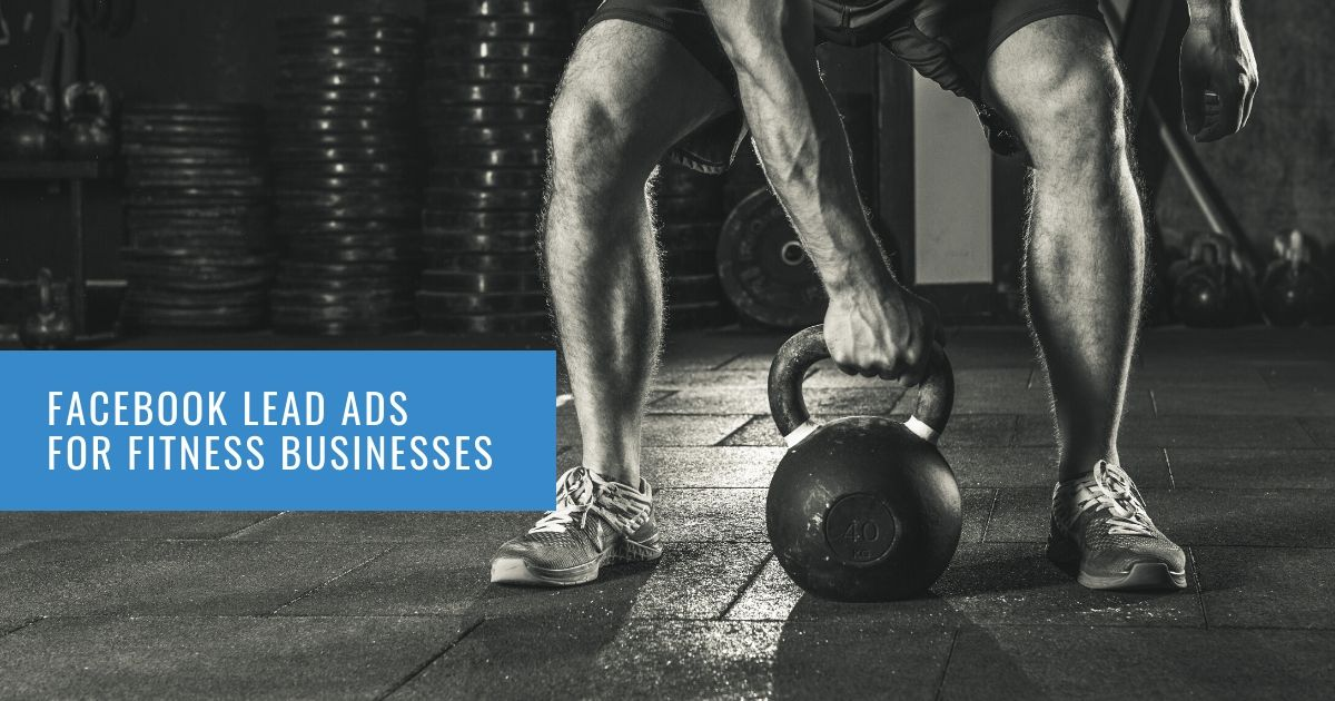 Facebook Fitness Ad Examples