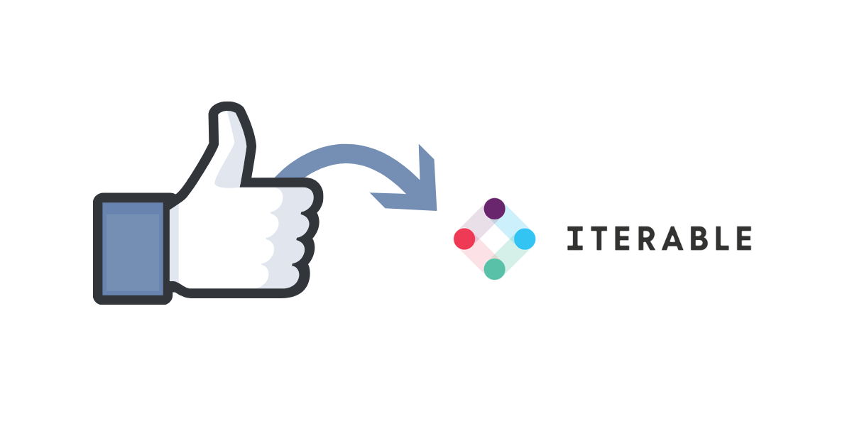 Add Facebook Leads to Iterable