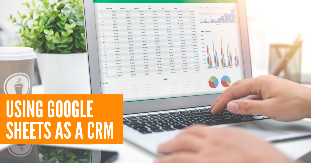 Using Google Sheets as a CRM